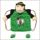 NBA Mascot Backpack Pal�@�{�X�g���E�Z���e�B�b�N�X