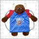 NBA Mascot Backpack Pal�@�I�N���n�}�V�e�B�[�E�T���_�[