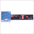 NBA Logoman Camo Fade Headbands�@�I�����W