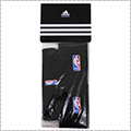 adidas NBA Wristband 2P+Headband�@��