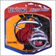 SPALDING Micro-Mini Basketball Set 13�@Heat