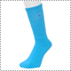 NBA Logoman High Profile Long Crew Socks�@�G���N�g���b�N�u���[