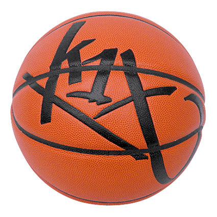 K1X Ultimate Pro Basketball オレンジ/6号球
