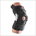 McDavid Hinged Knee Brace 3 黒