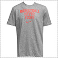 NIKE Basketball Never Stop Tee 2.0�@�O���[