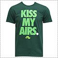 NIKE AIR KISS MY AIRS Tee�@�O���[��/���C��