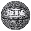 TACHIKARA Original Leather Basketball Elephant エレファント柄