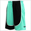 K1X Core League Shorts 黒/ミント