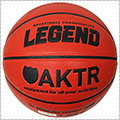 TACHIKARA�~AKTR LEGEND Logo Basketball�@��