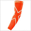 2XU Compression Arm Sleeves(両腕入) オレンジ