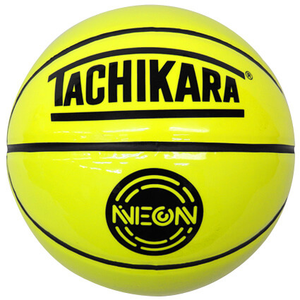 TACHIKARA Neon Yellow Basketball ネオンイエロー