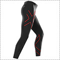 2XU Thermal Compression Tights 黒/赤