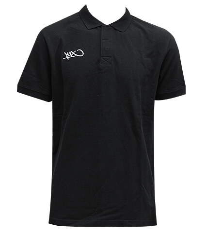 K1X Hardwood Coaching Polo 黒