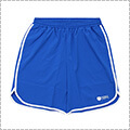 X-girl Sports × AKTR Game Shorts ブルー