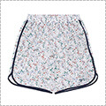 X-girl Sports × AKTR Game Shorts Graphic 白