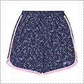 X-girl Sports × AKTR Game Shorts Graphic 紺