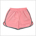 [レディースサイズ]X-girl Sports × AKTR Game Shorts Mini ピンク