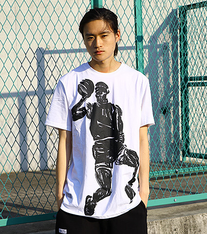 K1X Paintbrush Tee 白
