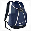 NIKE Hoops Elite Max Air Team Backpack 2.0 ミッドナイトネイビー/白