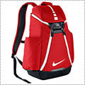 NIKE Hoops Elite Max Air Team Backpack 2.0 ユニバーシティレッド/白