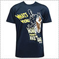 AND1 What's Wrong 16 Tee 紺