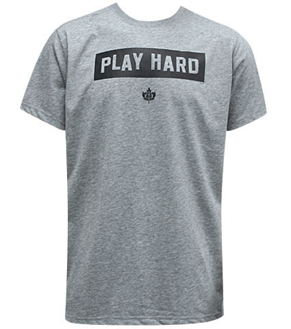 K1X Core Play Hard Tee グレー