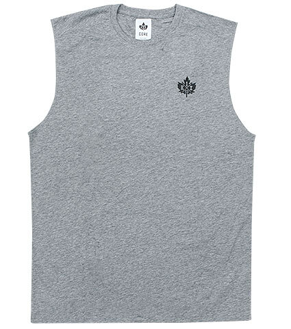 K1X Core Sleeveless グレー