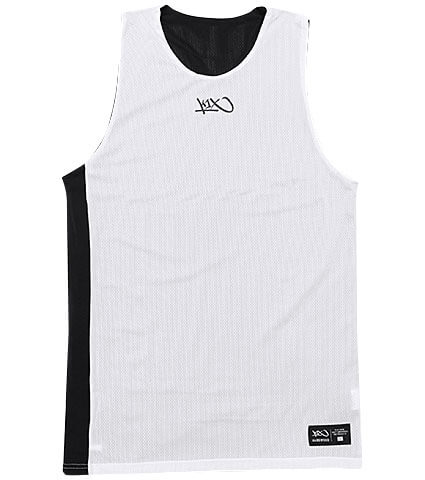 K1X Hardwood RV Game Jersey 白/黒