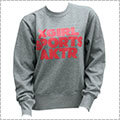 [レディースサイズ]X-girl Sports × AKTR Crewneck Sweat グレー