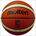 molten B.LEAGUE Official Game Ball GL7X 12面パネル/7号球