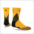 STANCE NBA Solid Quater Socks 黄