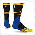 STANCE Warriors Core Crew Socks 黒