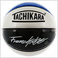 TACHIKARA Spinner's Franchise Basketball 青/黒/白