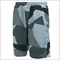 AKTR Structure Camo17 Shorts グレー/カモ