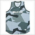 AKTR Structure Camo17 Tank グレー/カモ