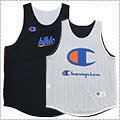 Champion×ballaholic Reversible Tops 黒/白