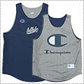 Champion×ballaholic Reversible Tops 紺/グレー