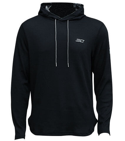 UNDER ARMOUR SC30 Thermal Hoody 黒