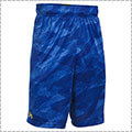 UNDER ARMOUR SC30 Aero Wave Printed Short ロイヤルブルー/タクシー