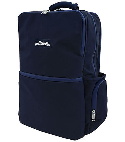 Ballaholic City Backpack 紺