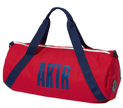 AKTR Duffle Bag 赤