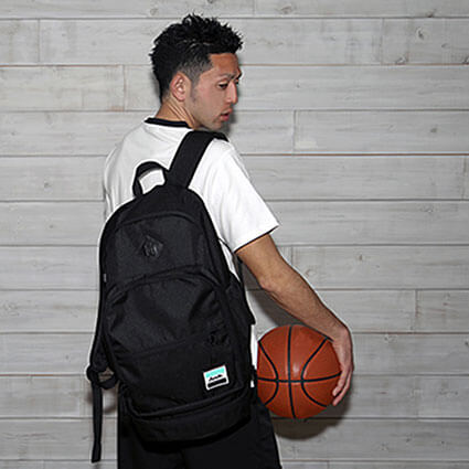 Arch Work Out Backpack 黒
