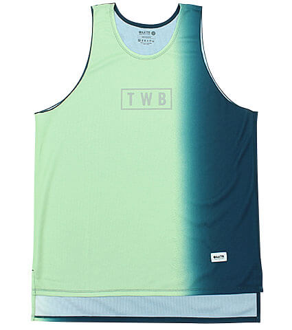 AKTR TWB Borderline Tank ブルー