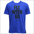 NIKE Fly with Us Tee ゲームロイヤル