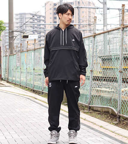 Ballaholic 5 blhlc Anywhere Pants 黒