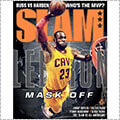 【雑誌】SLAM Magazine 2017年7月号 LeBron James