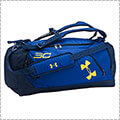 UNDER ARMOUR SC30 Contain Duffle Bag ロイヤル/ネイビー