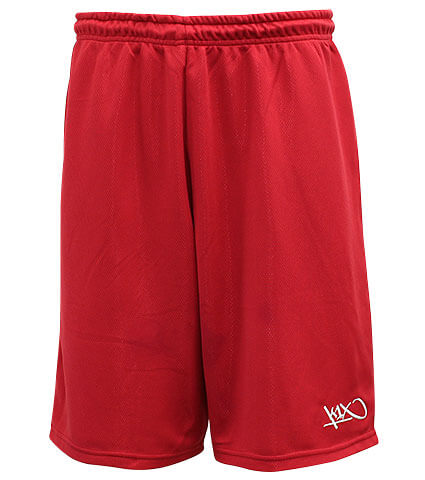 K1X Hardwood Anti Gravity Shorts メジャーレッド