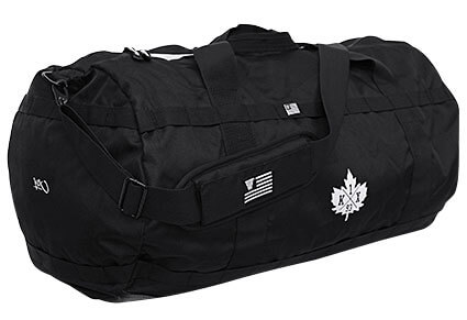 K1X Team Duffle Bag 黒