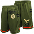 Ballist Air Force Shorts オリーブ